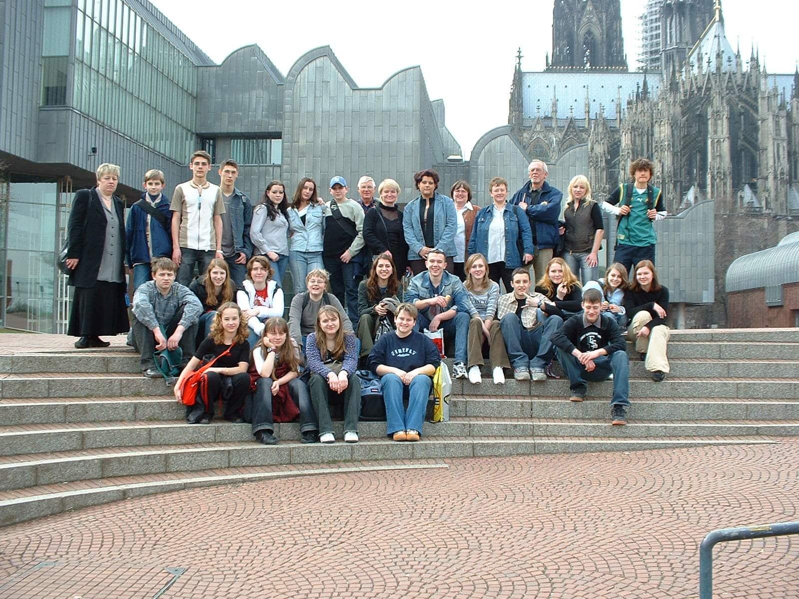 Zehn Schüler aus Kiew erkunden die Ruhrstadt