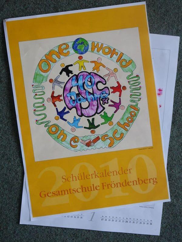 Schülerkalender 2010