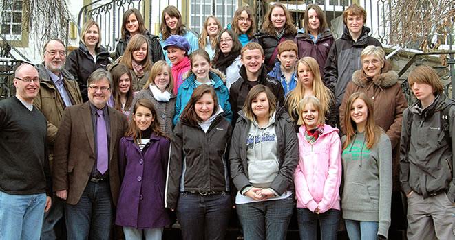 March 2010 School Exchange