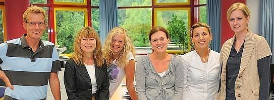 Neue Lehrkräfte an Fröndenberger Gesamtschule