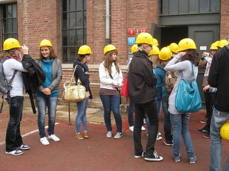 Besuch im bedeutendsten Bergbaumuseum Frankreichs: Das Musée de la Mine in Lewarde
