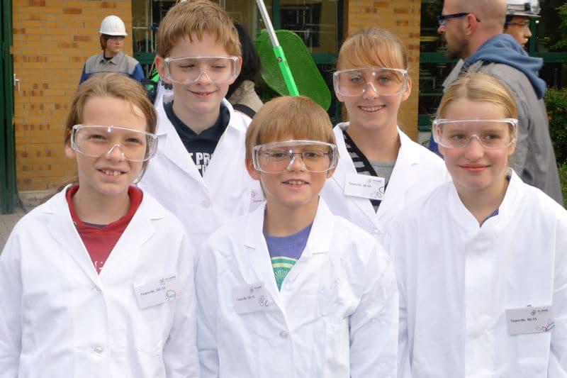 Schülerwettbewerb bei Bayer – Schering