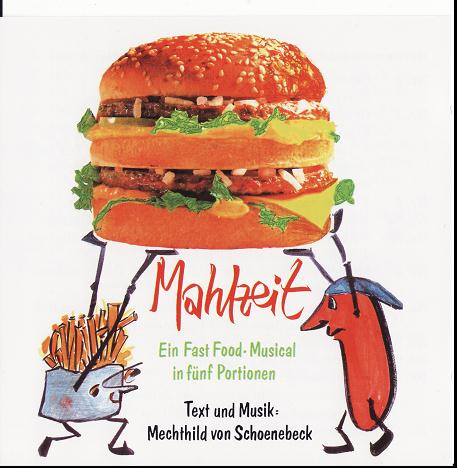"""""""Mahlzeit"""" in der GSF"""