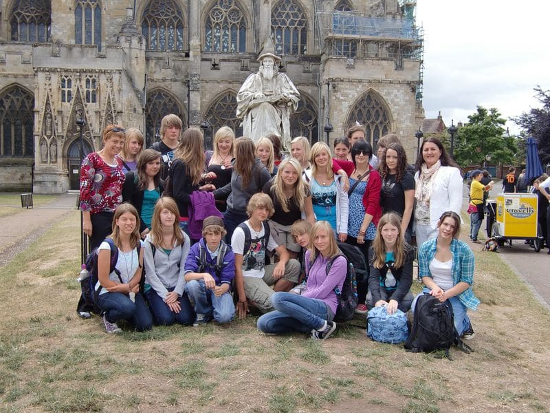 Schüleraustausch mit Exeter