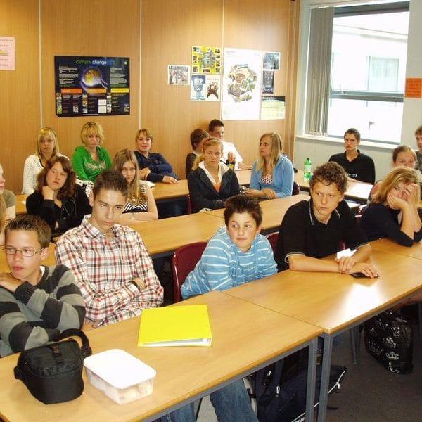 2007 Im Klassenraum