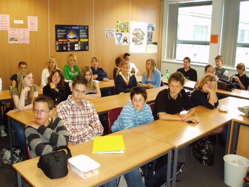Kompromiss gesucht: Klassenraumfrage in der Gesamtschule