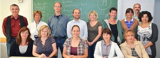 Die neuen Lehrer an der Gesamtschule Fröndenberg haben sich jetzt vorgestellt.