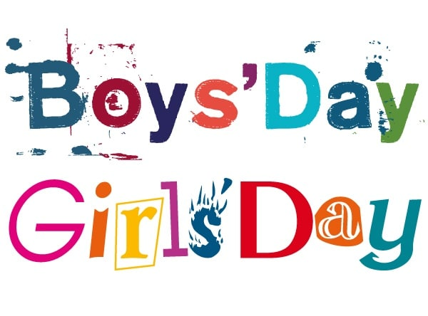 Girls'- und Boys'-Day 2016