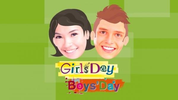 Girls' Day und Boys' Day 2014