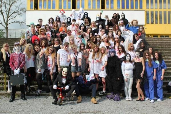 Dritter Tag -der Mottowoche: Horror