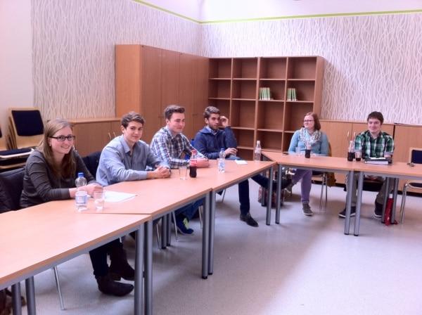 5 GSF-Preisträger beim Wettbewerb Facharbeiten/ Projekte Forum Schmelzwerk