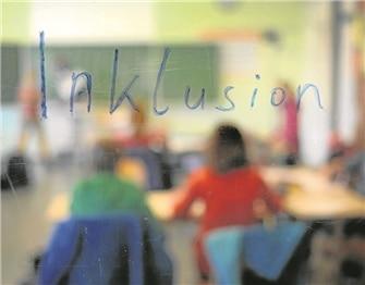 Inklusion wird an der GSF groß geschrieben. Derzeit gibt es hier 57 Schüler mit sonderpädagogischem Förderbedarf.dpa