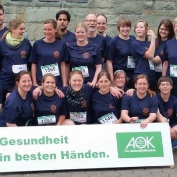 Die Teilnehmer der GSF