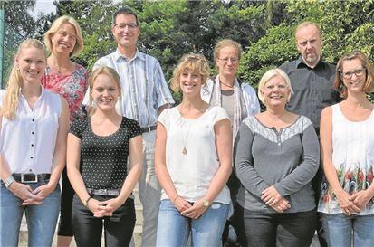 Neun neue Lehrer verstärken das Team an der Gesamtschule Fröndenberg.Art
