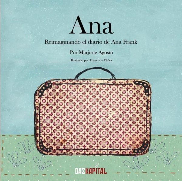 Buchillustratorin Francisca Yanez spricht über ihr Leben,  Werk und das Tagebuch der Anne Frank
