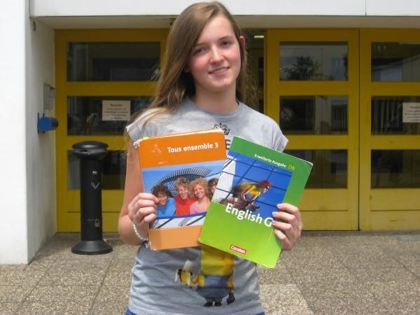Schülerin der GSF für drei Monate in Kanada