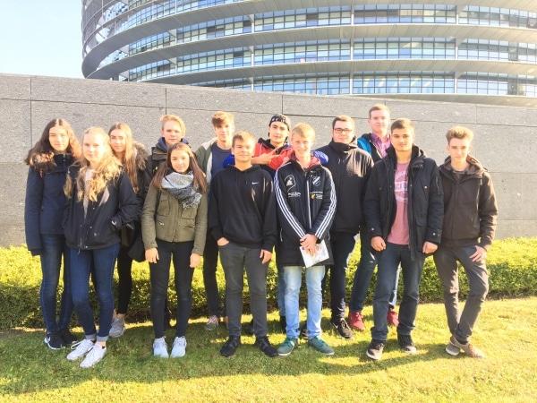 Straßburg – Im Zeichen der Europäischen Einigung
