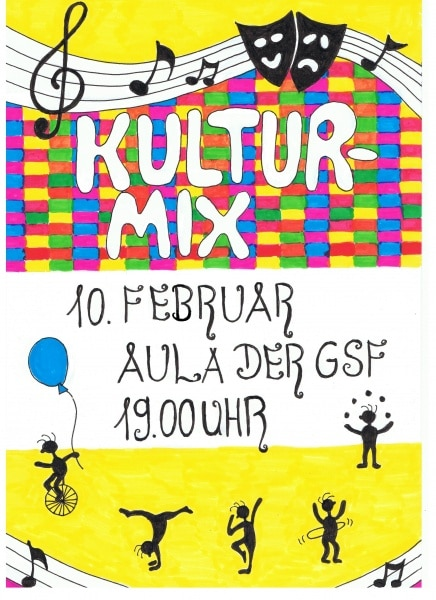 GSF-Kulturmix 2017