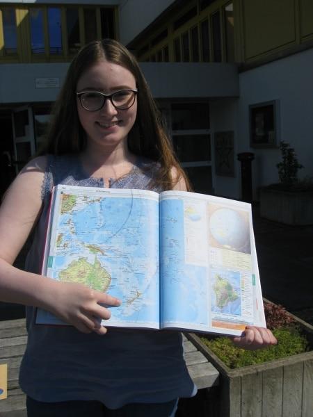 Von Fröndenberg in die Ferne – Schülerin der GSF für zwei Monate nach Neuseeland
