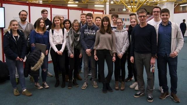 Mofakurs der Gesamtschule Fröndenberg endet erfolgreich.