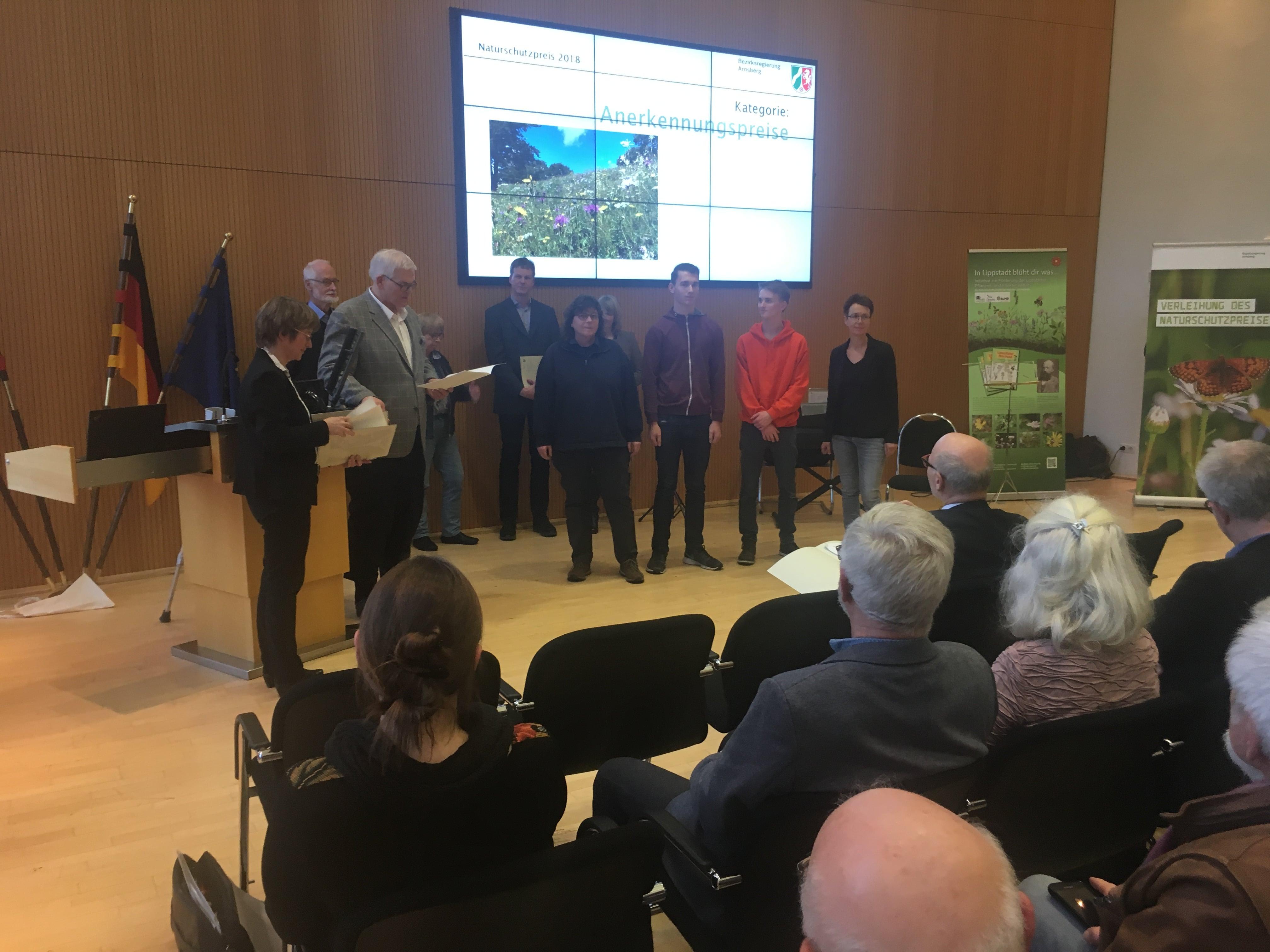Naturschutzpreis 2018