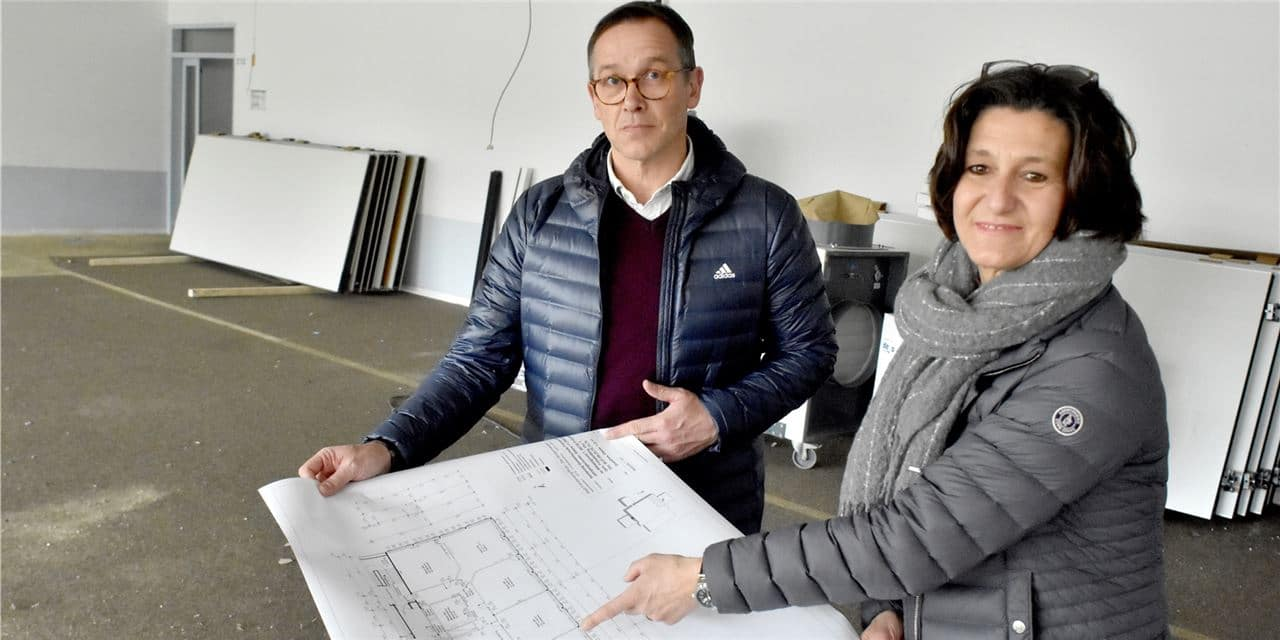 Großprojekt in Fröndenberg: Sanierung für den zweiten Jahrgangsstufenbereich startet