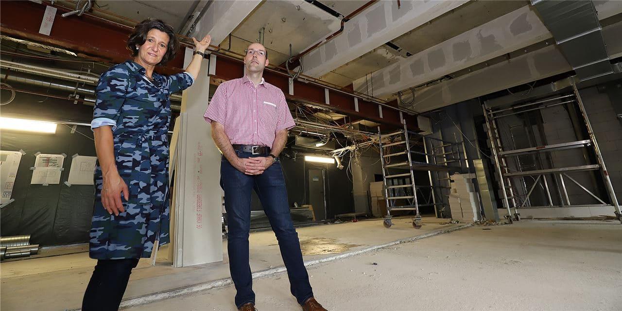 Lichtkuppeln heizen die Gesamtschule auf – Sanierungsplan soll andere Prioritäten bekommen