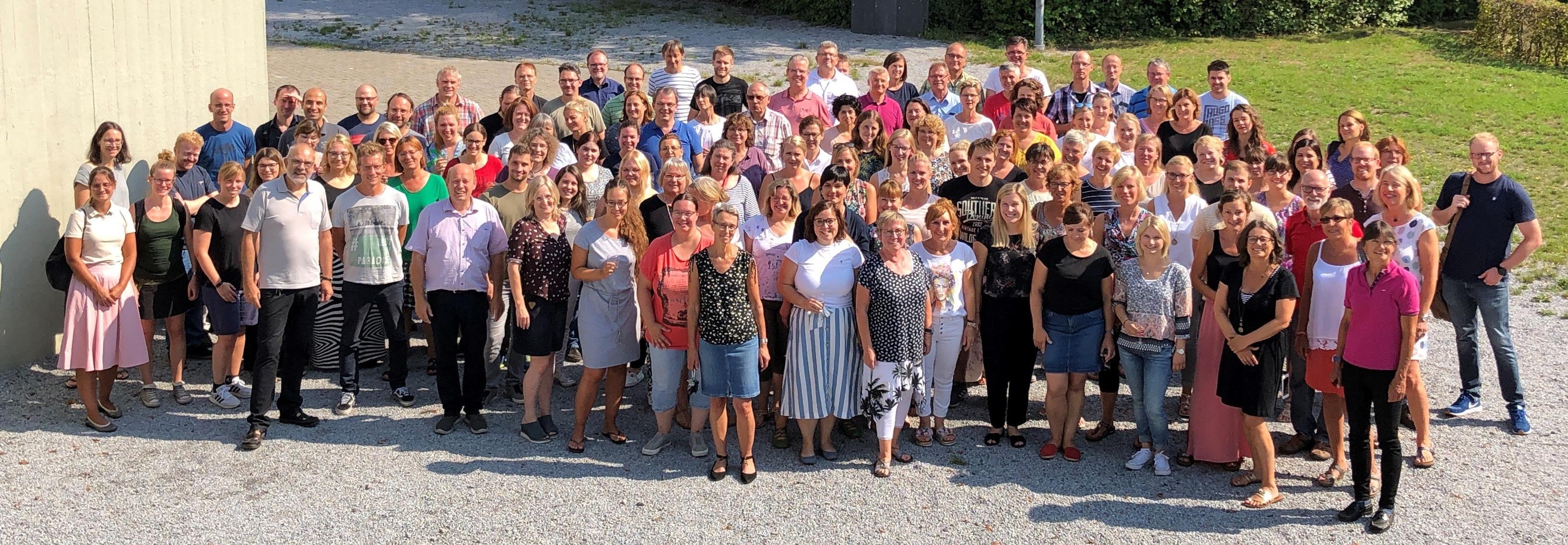 Die Gesamtschule Fröndenberg wird 50
